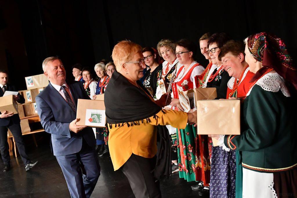 II miejsce dla KGW Łososina Górna na Małopolskim Przeglądzie Kół - zdjęcie główne